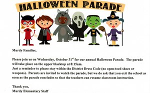 Halloween Parade - article thumnail image