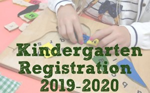 TK/Kindergarten Enrollment - article thumnail image