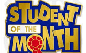 Student of the Month - article thumnail image